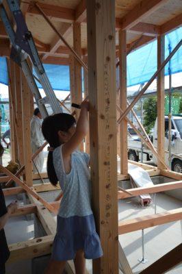 上棟式 | 岩国市の工務店ならネストハウス