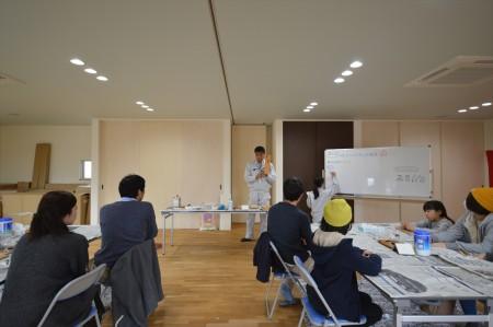お手入れ教室 | 岩国市の新築注文住宅・リフォームならネストハウス