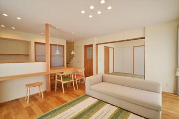 新築完成見学会 | 岩国市の新築一戸建て注文住宅ならネストハウス