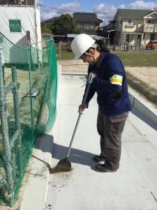 現場パトロール | 岩国市で新築一戸建て注文住宅リフォームならネストハウス