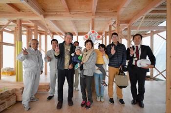 上棟式 | 岩国市で新築一戸建て注文住宅ならネストハウス