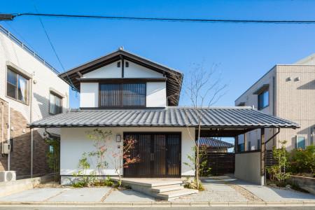 住宅展示場「蔵掛の家」 | 岩国市で新築一戸建てならネストハウス