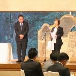経営方針発表会 | 岩国市で新築一戸建てならネストハウス