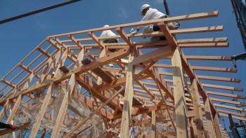 上棟式 | 岩国市で木の家を建てるならネストハウス
