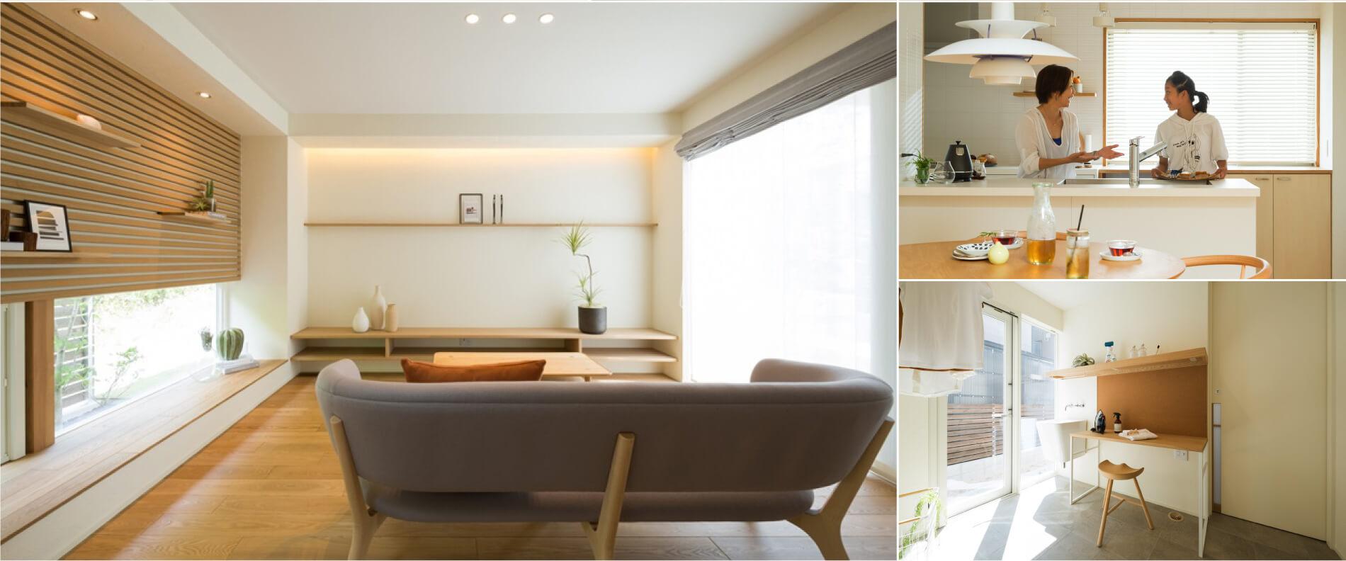 concept2 | 岩国市で新築一戸建てならネストハウス
