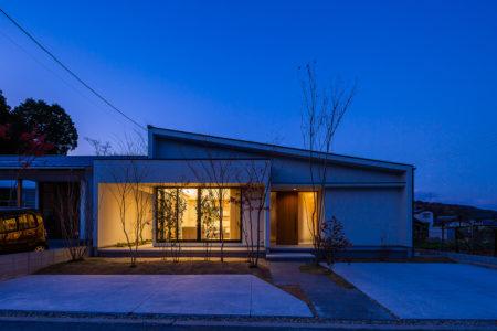 平屋モデルハウス | 岩国市の工務店ならネストハウス