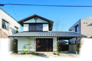 和風住宅 | 岩国市で和風の注文住宅ならネストハウス
