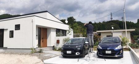 平屋の家 | 岩国市で新築一戸建てならネストハウス