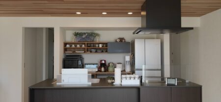 キッチン | 岩国市で新築一戸建てならネストハウス