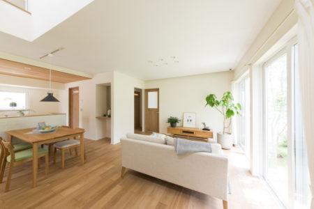 「秋」いわくに家博 | 岩国市でモデルハウスを見学するならネストハウス