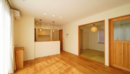 新築完成見学会 | 岩国市で新築の家づくりならネストハウス