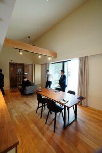 勾配天井 | 岩国市で新築平屋ならネストハウス