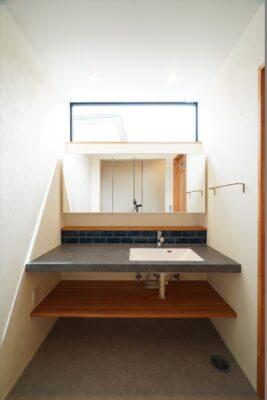 洗面化粧台 | 岩国市で一軒家ならネストハウス